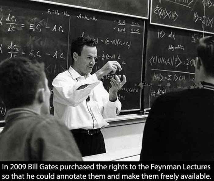 Bill Gates Facts (6)