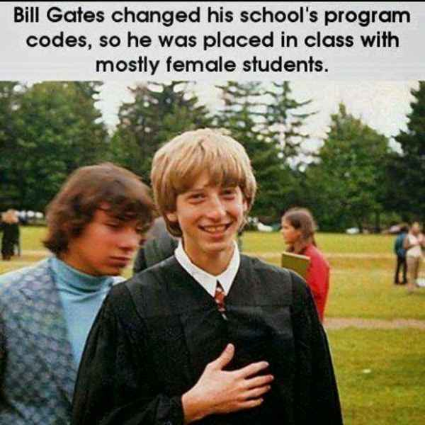 Bill Gates Facts (7)