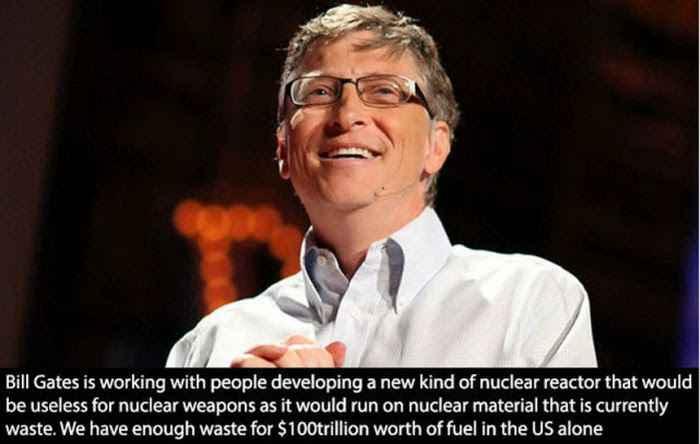 Bill Gates Facts (9)