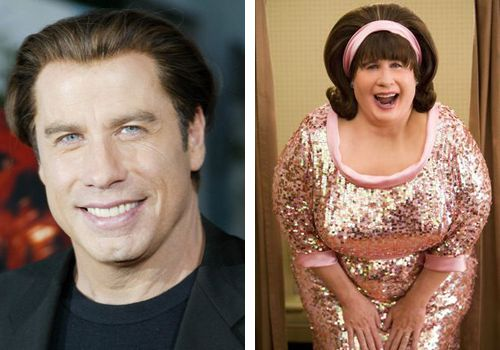 Celebrity Transformations John Travolta
