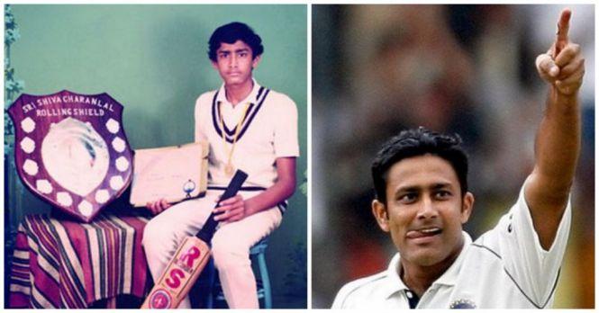 Cricketers-Childhood-Photos-Anil-Kumble