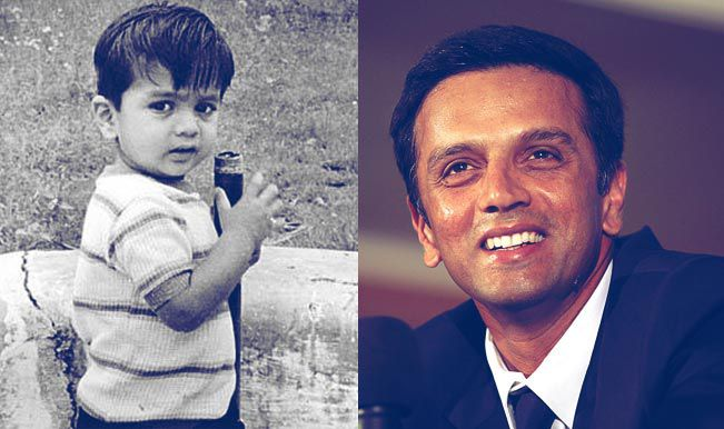 Cricketers-Childhood-Photos-Rahul-Dravid