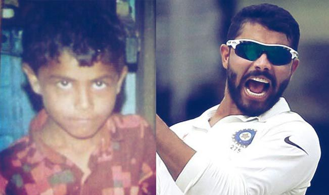 Cricketers-Childhood-Photos-Ravinder-Jadeja