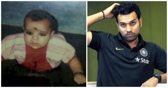 Cricketers-Childhood-Photos-Rohit-Sharma