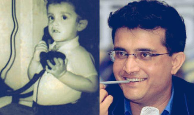Cricketers-Childhood-Photos-Saurav-Ganguly