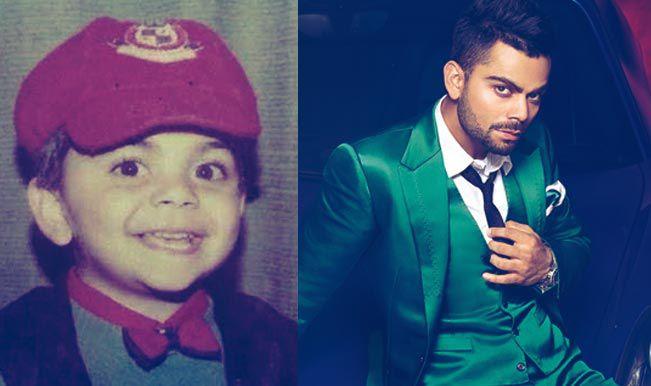 Cricketers-Childhood-Photos-Virat-Kohli