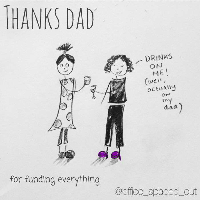 """Dedicate These """"Father's Day Message From Daughter"""" To ..."""