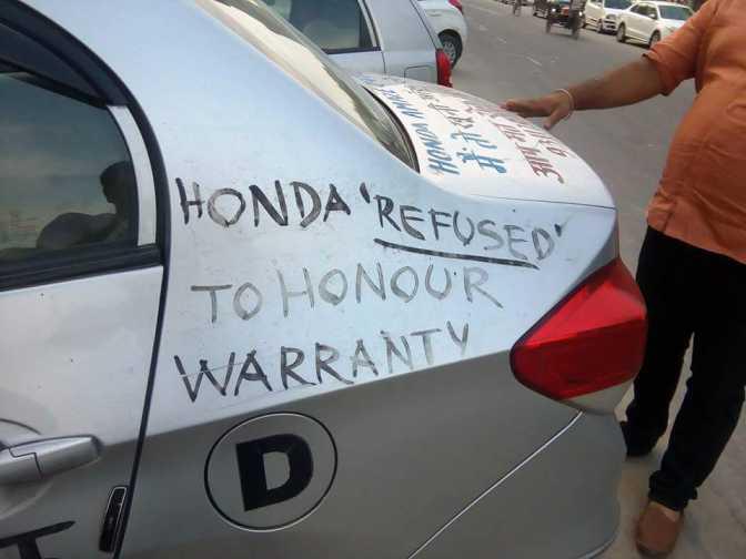 Honda Voids Aftermarket Warranty 11