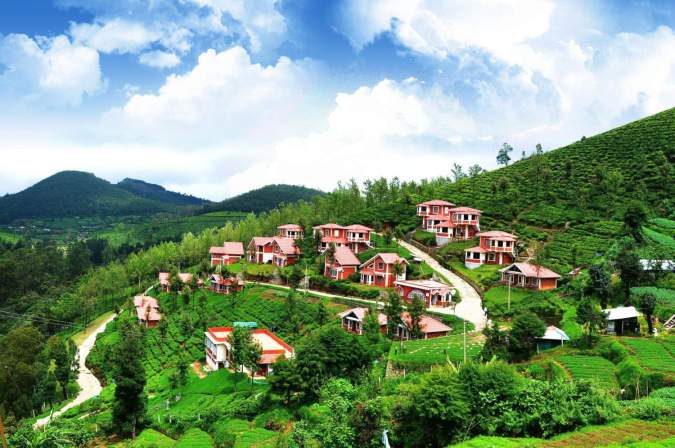 Honeymoon-Places-In-India-Ooty
