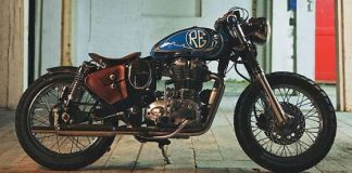 Modified Royal Enfields- 11 Royal Enfield 500 – MotoVida Cycle Inc.