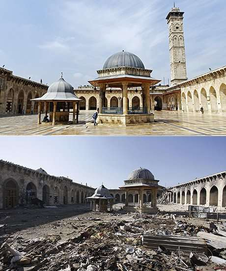 Syria Before and After (6)