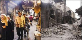 Syria Before and After ISIS (7)