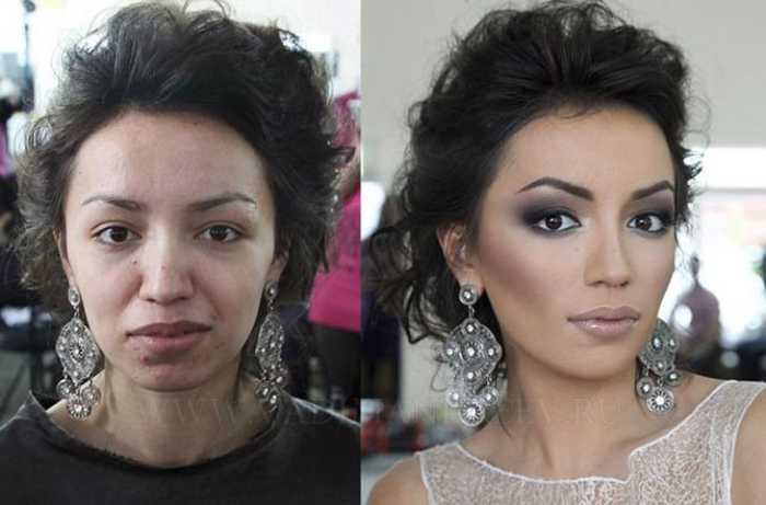 before and after makeup (2)