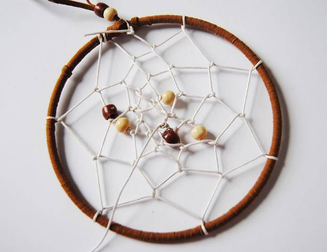 How To Make A Dreamcatcher Simple Steps With Pictures