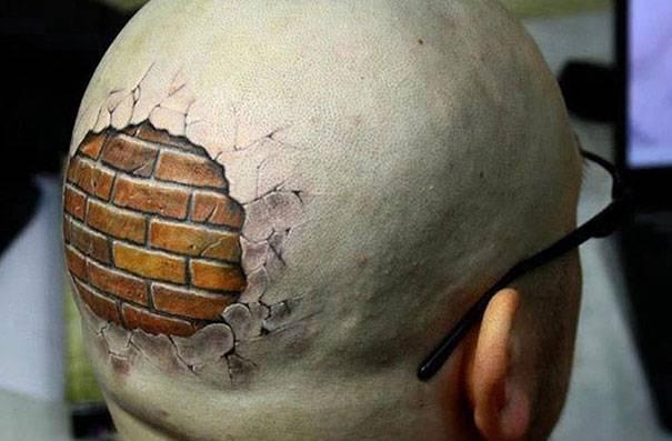 Amazing Best 3D Tattoos
