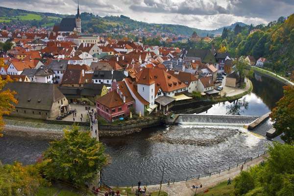 Amazing-Most-Beautiful-Places-In-The-World-Český-Krumlov-Czech-Republic