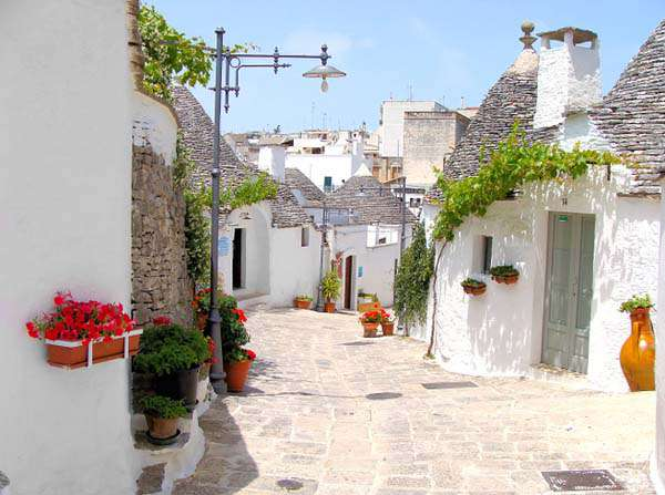 Amazing Most Beautiful Places In The World Alberobello Italy