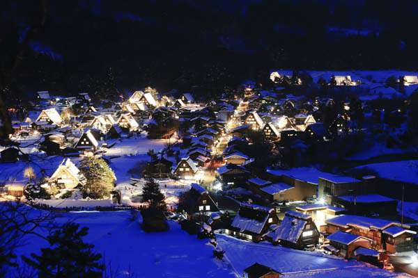 Amazing-Most-Beautiful-Places-In-The-World-Shirakawa-Japan