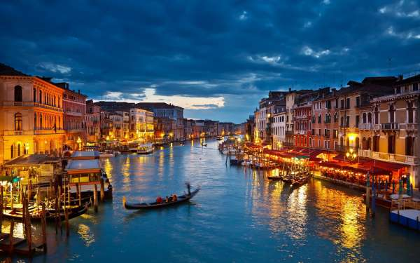 Amazing Most Beautiful Places In The World Venice Italy
