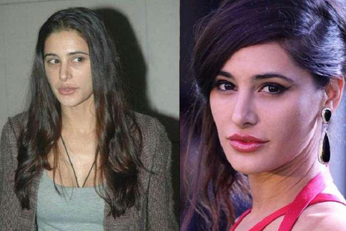 Bollywood Actress Without Makeup Nargis