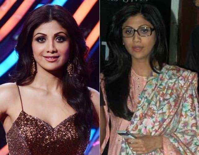 Bollywood Actress Without Makeup Shilpa