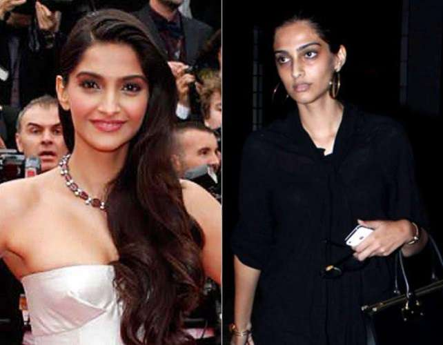 Bollywood-Actress-Without-Makeup-Sonam
