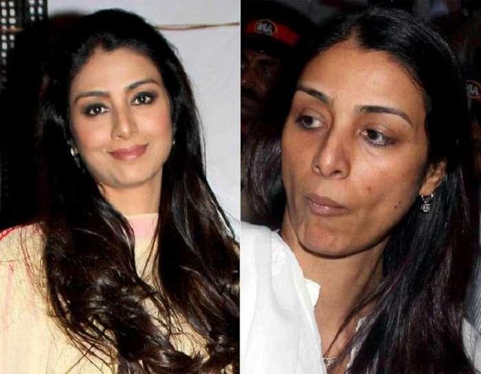 Bollywood Actress Without Makeup Tabu