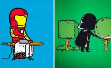 Funny-Superheroes-Illustrations-Working-1-356x220