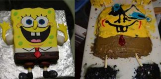 Hilarious Funny Cake Fails Nailed It