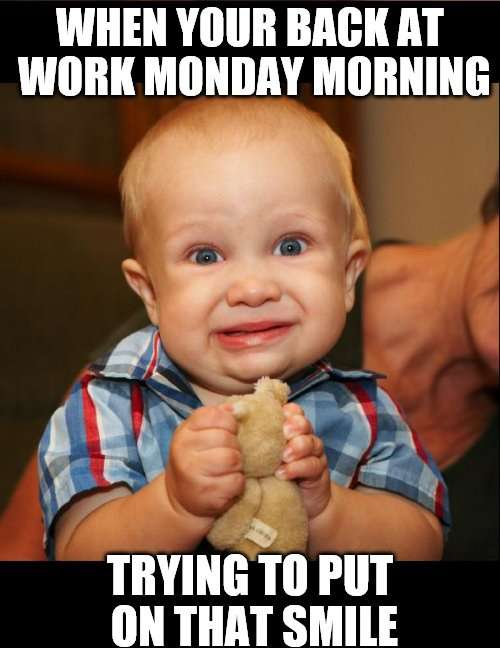 Monday Motivation Meme Funny : Hilarious funny monday memes to lighten your day