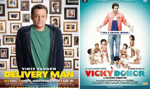 Hollywood-Movies-Copied-From-Bollywood-Delivery-man-vicky-donor