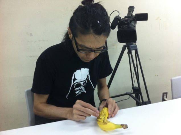Japanese Banana Art (2)