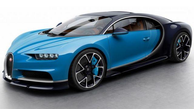 Most Expensive Cars Bugatti Chiron 10