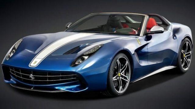 Most Expensive Cars Ferrari F60 America 9