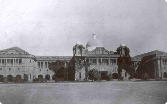 Old-Rare-Pune-Photos-Agreeculture-Univercity