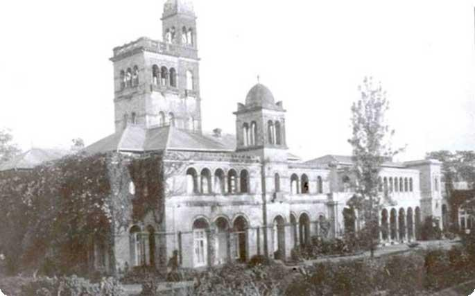 Old-Rare-Pune-Photos-Pune-University