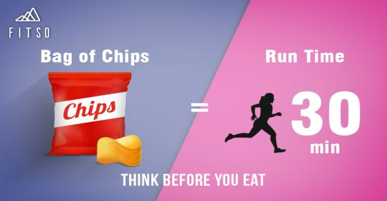 Think Before You Eat Chips