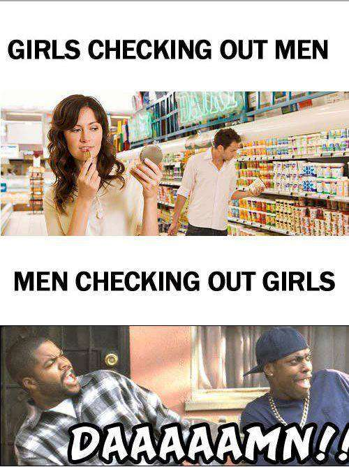 Understanding Men-Checking-Out-Someone-Theyre-Into