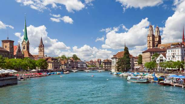 best-cities-in-the-world-Zurich-Switzerland