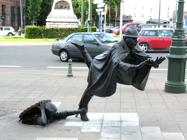 Amazing Sculptures in the world (5)