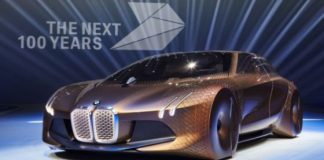 BMW Concept Car Vision Next 100 Years (5)
