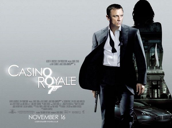 Best Hollywood Action Movies Casino Royale