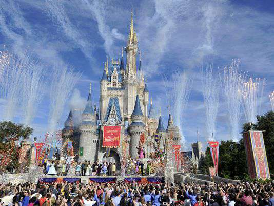 Walt Disney World Best Places To Visit In Usa Disneyland