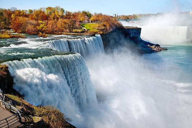 Best-Places-To-Visit-In-USA-Niagara-Falls