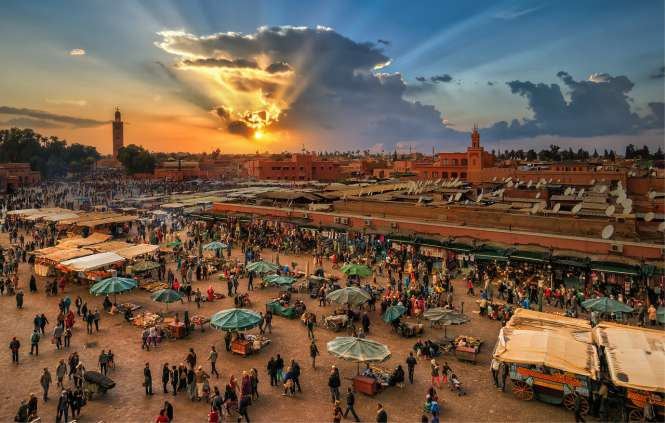 Best-Tourist-Destinations-In-The-World-Marrakesh-Morocco