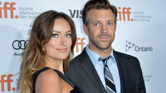 Famous Celebrity Couples Jason Sudeikis Olivia Wilde
