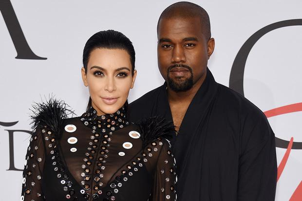 Famous Celebrity Couples Kim Kardashian Kanye West