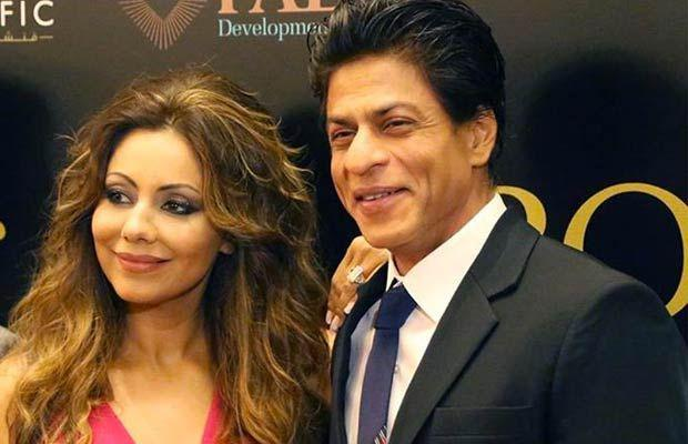 Famous Celebrity Couples Shah Rukh Khan Gauri Khan