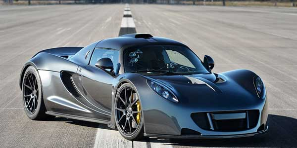 Fastest Car In The World Hennessey Venom 270mph - 2