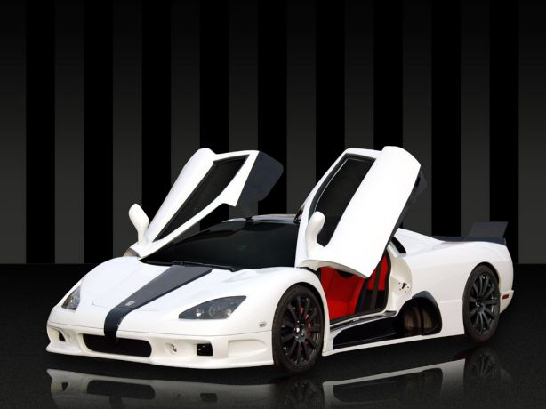 Fastest Car In The World SSC ULTIMATE AERO 256mph - 4